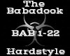 The Babadook -Hardstyle-