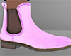 Pink Chelsea Boots (M)