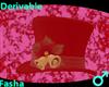 (F) Der Christmas Hat