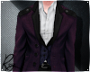 Plum Vintage Suit