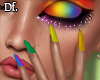 Df. Love Is Love Nails