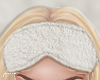f. fluffy sleep mask