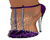 Purple Esme Heels