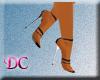 (DC)Black Sandals V3