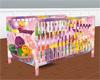 barney crib
