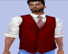 [B] Red Vest Red Tie