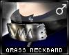 !T Grass neckband [M]