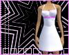 Pink n White A. Dress