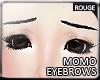 |2' Momo's eyebrows