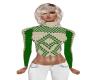 CD-Green Sweater