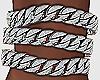 Iced Bracelets L
