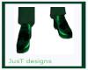 JT Green Dress Shoes