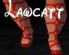 BBW~Red Boots