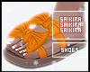 Req. Bowtie Sandals Org