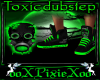 M green toxic kicks