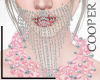 !A covers mouth diamonds