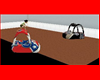 Bumper Car Floats