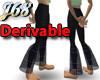J68 Flared Jeans V2