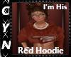 I'm His Red Hoodie