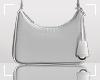 ṩKim Bag White