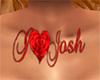 I <3 Josh Tattoo