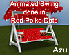 Red Polka Dots Swing Ani