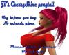 JB's CherryShine ponytai
