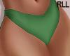 S. Green Bikini RLL