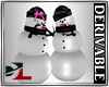 [DL]snowman couples