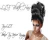 LLF Black Hair