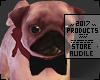 My Pug [Pink] Node ♦