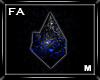 (FA)RockShardsM Blue