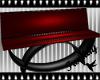 Dark Rouge Bench