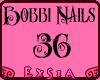 *Ex  Bobbi Nails.36   R