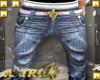 A: Light Wash Jeans