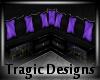 -A- Purple Aquatic Couch