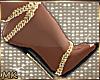 MK Chain Heels