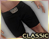 (A) Classy Shorts Black