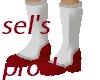 royal seal saiyan boots