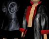 SN Leather Coat