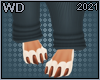 W! Dakota I Leg warmers