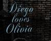 Mm*Diego luv Olivia