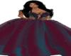 Dark Fairy Gown
