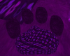 Purple Furry Paws Hgout