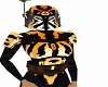 Striped Hunter Armor (F)