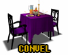 Purple Dinning