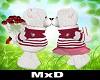 MxD love teddy bears