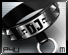 -P- Studs DJ Collar M