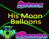 im his moon Ballonns