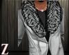 ~Z~jacket fur grey